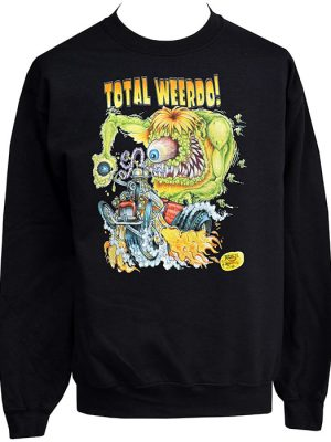 lowbrow hotrod sweatshirt