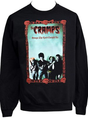 Unisex Cramps sick sweatshirt