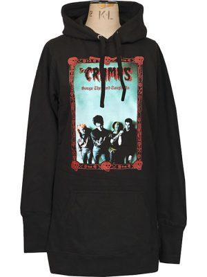 womens Cramps sick hoodie dress