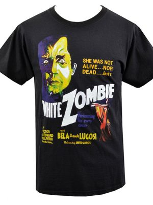 Mens B-Movie Zombie T-Shirt