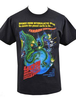 Mens Sci-fi Horror T-Shirt